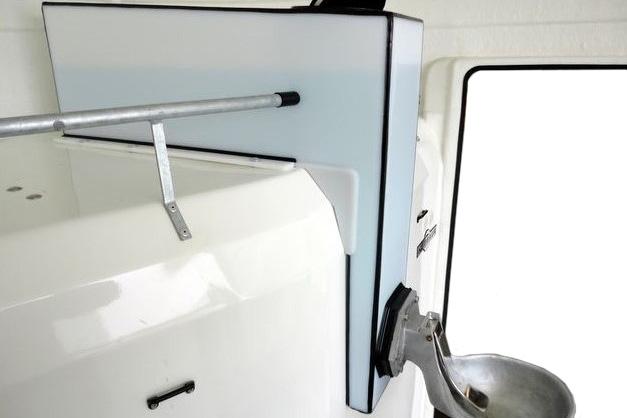 Über unser Kerngeschäft Frischwasser-, Abwasser-, Fäkalien- und Dieseltanks hinaus, finden Sie auf dieser Seite weitere Produkte.